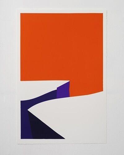 Paul Kremer, 'GLACIER 29 - XL/V/PB', 2020
