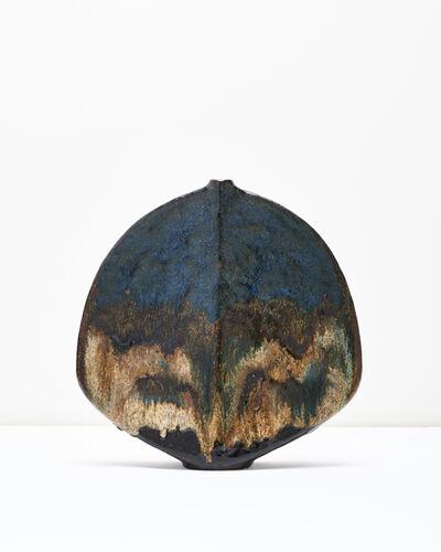 Gerald Weigel, 'Flounder Form Vase', ca. 1970