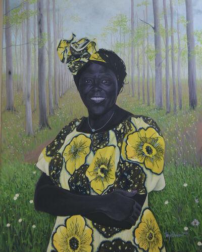 Taiye Erewele, 'Black Beauty', 2020