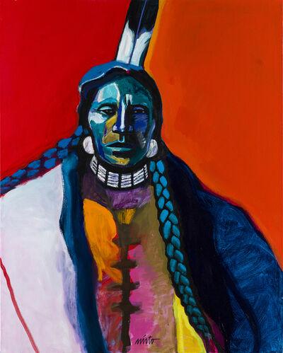 John Nieto, 'Iron Eagle', 2015