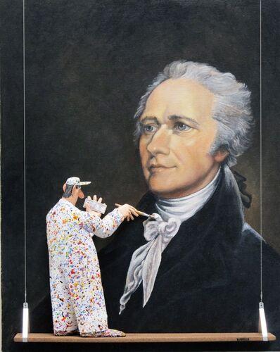 Stephen Hansen, 'Alexander Hamilton: Trumbull'