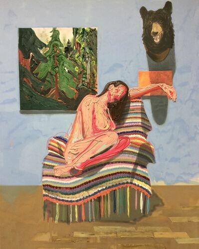 Kim Dorland, 'Blanket', 2016