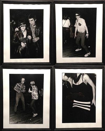 Paul Garrin, 'Club Heat, New York City', 1980