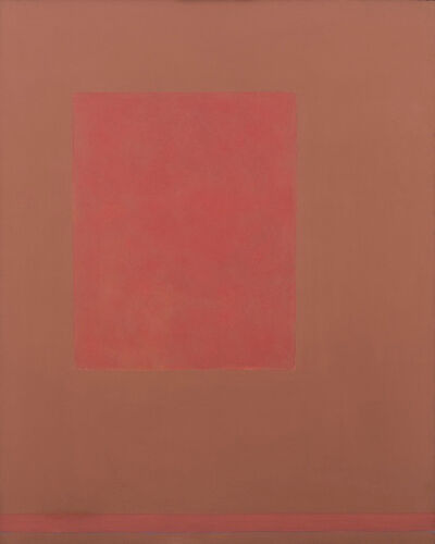 Theodoros Stamos, 'Pink Sun Box', 1969
