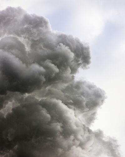 Andreas Gefeller, '052 (Clouds)', 2019