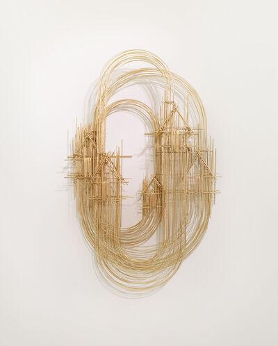 David Moreno (b.1978), 'Loops Infinitos I', 2020