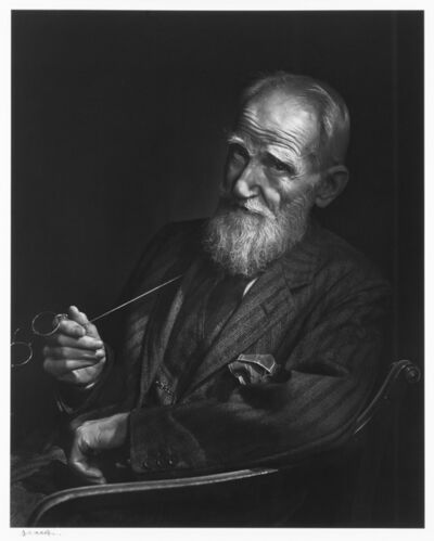 Yousuf Karsh, 'George Bernard Shaw', 1943