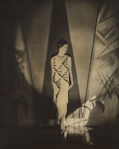Edward Steichen, 'Anita Chase in a Vionnet Gown', 1925