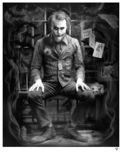 JJ Adams, 'I Am Not a Monster (black & white)', 2020