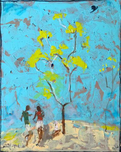 John Maitland, 'Summer Afternoon (Little Yellow Tree)'