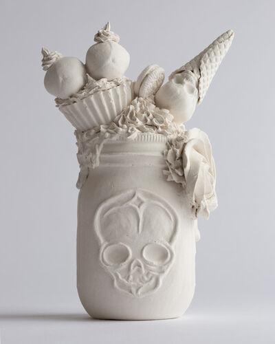 Jacqueline Tse, 'Ice cream float jar I', 2018