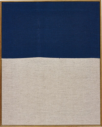 Ethan Cook, 'Untitled (Blue) #08', 2013