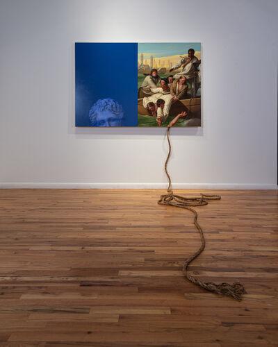 Shawn Huckins, '(Watson and the Shark)', 2020