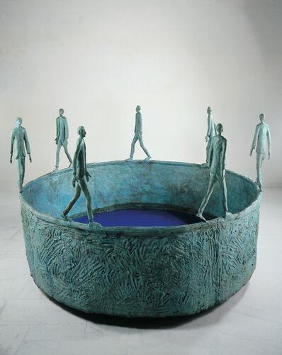 Roberto Barni, 'Vacina', 2001