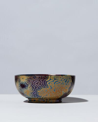 Lucien Lévy-Dhurmer, 'Sea Urchin Bowl', 1892-1895