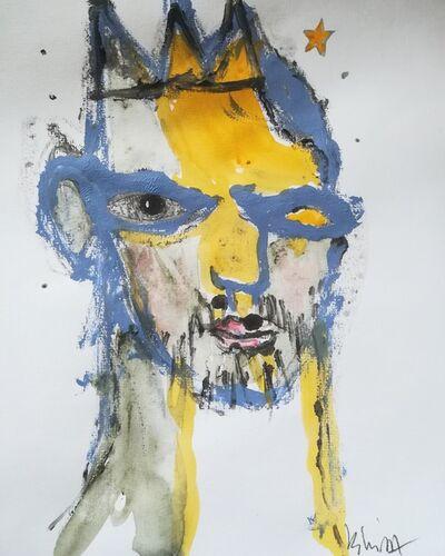 Pascal Briba, 'Je Suis Le Roi D'une Etoile', 2017