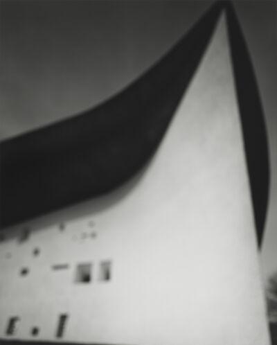Hiroshi Sugimoto, 'Chapel de Notre Dame du Haut I - Le Corbusier', 1998