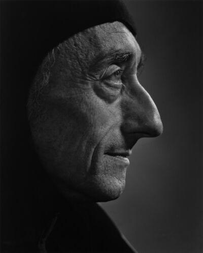 Yousuf Karsh, 'Jacques Cousteau', 1972