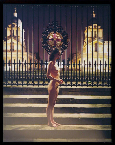Spencer Tunick, 'London', 2001