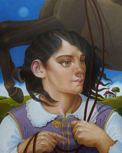 Armando Valero, 'The Horse Tamer', 2019