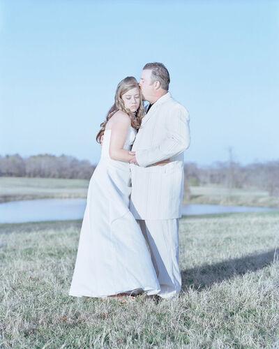 David Magnusson, 'Charis Hite, 14 years & Rondall Hite. Marshall, Texas.'