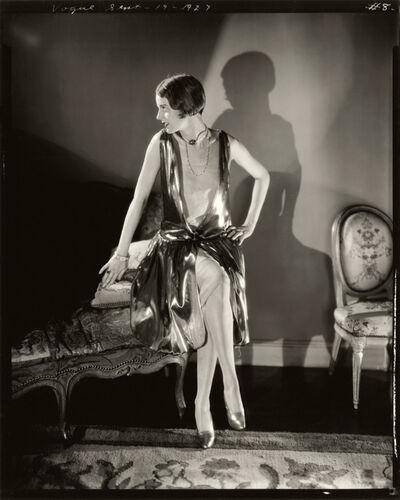 Edward Steichen, 'Vogue, September 19th', 1927