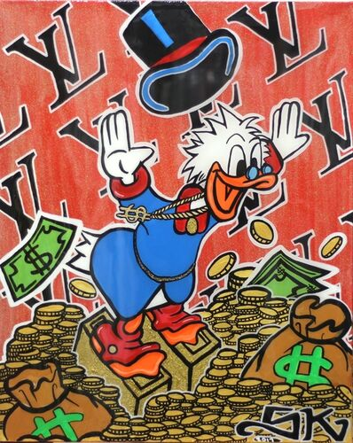 Sean Keith, 'LV X Scrooge', 2017