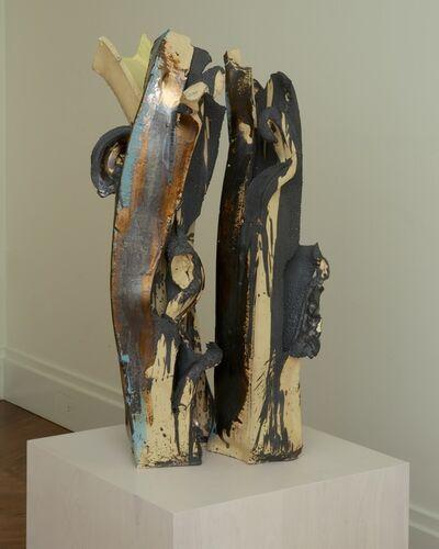 Lynda Benglis, 'Forced Bunch', 1993