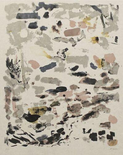 Henry Moore, 'Petals, from La Poésie [Cramer 319]', 1974