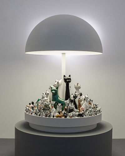 Stuart Haygarth, 'Raft Cats (Large)', 2009