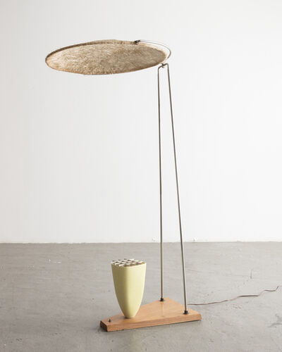 "Mitchell Bobrick, '""Controlight"" floor lamp', 1949"