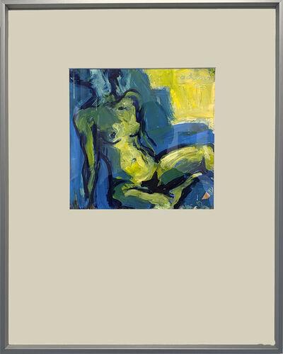 adema, 'naakt geel blauw', 2005