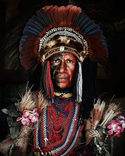 Jimmy Nelson, 'XV 80F  Goroka, Eastern Highlands Papua New Guinea - Goroka, Papua New Guinea ', 2010