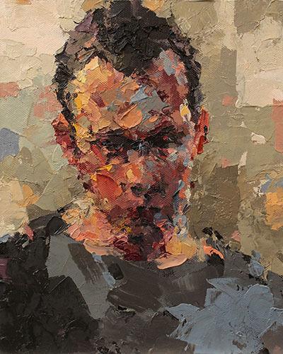 Joshua Meyer, 'Reflection', 2020