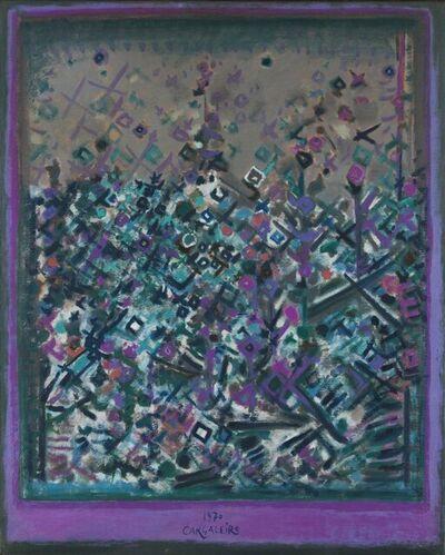 Manuel Cargaleiro, 'Untitled', 1970