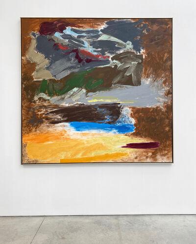 Friedel Dzubas (1915-1994), 'Above and Below ', 1984