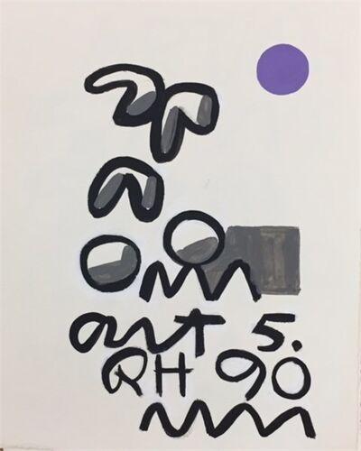 Raymond Hendler, 'No. 102', 1990