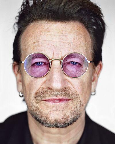 Martin Schoeller, 'Bono', 2017