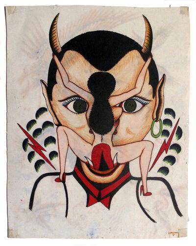 Rosie Camanga, 'Untitled (Devil and Consort)', 1950-1960