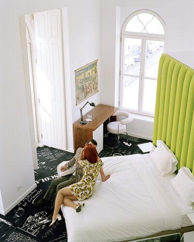 Marta Soul, 'Encuentro Ocasional en Suite de Hotel I (Unexpected Rendezvous at Hotel Suite I)', 2011