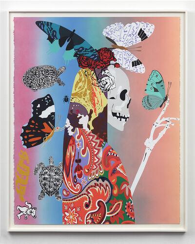 Matthew Brannon, 'Grateful Dead, April 1969', 2019