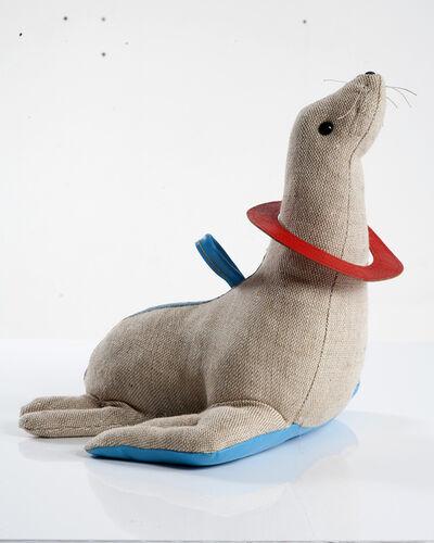 "Renate Müller, 'Medium ""Therapeutic Toy"" Seal', 1969/2012"