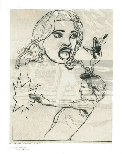 Pat Andrea, 'Klinger suite (10 The shooting)', 2012