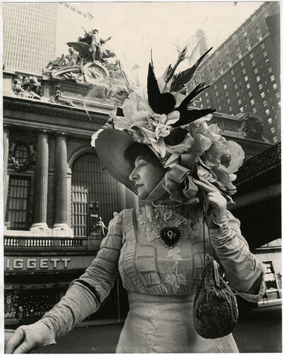 Bill Cunningham, 'Grand Central Terminal, New York City', ca. 1968-1976