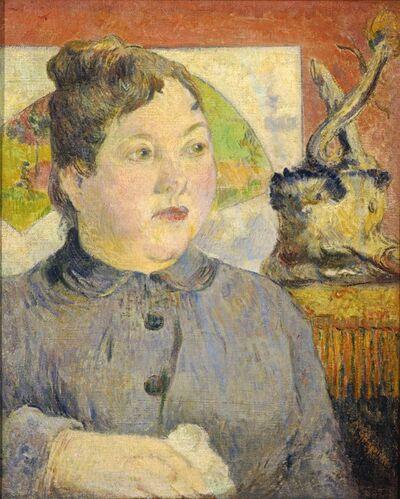 Paul Gauguin, 'Madame Alexandre Kohler', 1887/1888