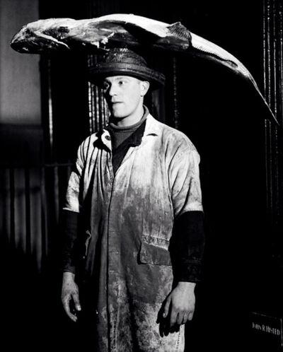Bill Brandt, 'Billingsgate Porter', 1934
