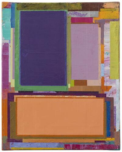Benjamin Appel, 'Den Tisch in die Ecke stellen 26 ', 2016