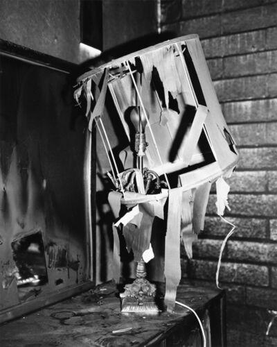 Mimi Plumb, 'Lamp, Brewster Street Fire', 1985