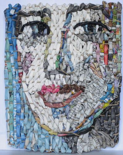 Gugger Petter, 'FEMALE HEAD/ MAESTÁ #23', 2015