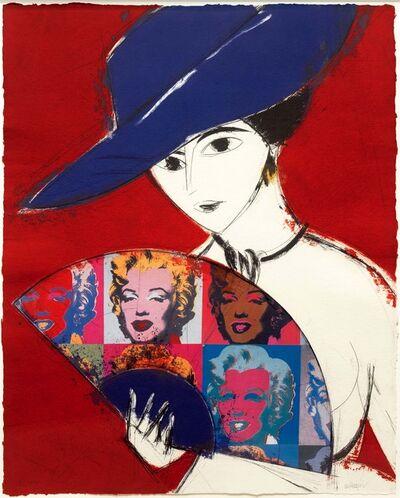 Manolo Valdés, 'Pamela I (Warhol)', 2013
